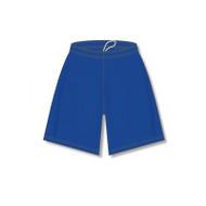 "Athletic Knit Ladies Dryflex Elastic Waist 9"" Soccer Shorts"