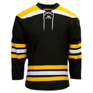 Kobe Boston–K3G Knit Youth Hockey Jersey - K3G04YA (KO-K3G04YA)