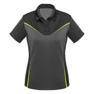 Biz Collection Women's Victory Polo (FB-P606LS)