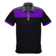 Biz Collection Men's Charger Polo (FB-P500MS)