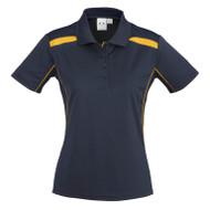 Biz Collection Women's United Short Sleeve Polo (FB-P244LS)