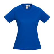Biz Collection Women's Sprint Tee (FB-T301LS)