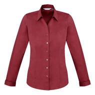 Biz Collection Women's Monaco Long Sleeve Shirt (FB-S770LL)