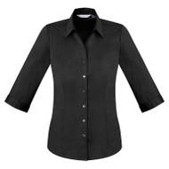 Biz Collection Women's Monaco ¾ Sleeve Shirt (FB-S770LT)