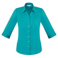 Biz Collection Women's Monaco Short Sleeve Shirt (FB-S770LS)