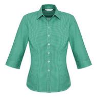Biz Collection Women's Ellison ¾ Sleeve Shirt (FB-S716LT)