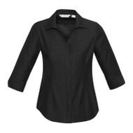 Biz Collection Women's Preston ¾ Sleeve Shirt (FB-S312LT)