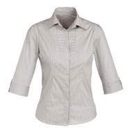 Biz Collection Women's Berlin ¾ Sleeve Shirt (FB-S121LT)