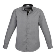 Biz Collection Men's Edge Long Sleeve Shirt (FB-S267ML)
