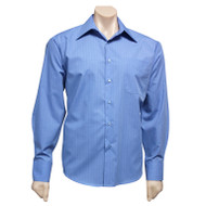Biz Collection Men's Manhattan Long Sleeve Shirt (FB-SH840)