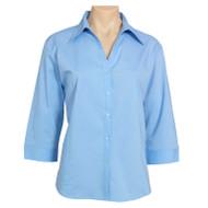 Biz Collection Women's Metro ¾ Sleeve Shirt (FB-LB7300)