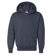 Champion Youth Powerblend ECO Fleece Hood