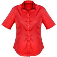 Biz Collection Women's Dalton Short Sleeve Shirt (FB-S522LS)