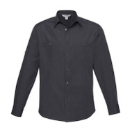 Biz Collection Men's Bondi Long Sleeve Shirt (FB-S306ML)