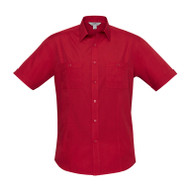 Biz Collection Men's Bondi Short Sleeve Shirt (FB-S306MS)