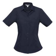 Biz Collection Women's Bondi Short Sleeve Shirt (FB-S306LS)