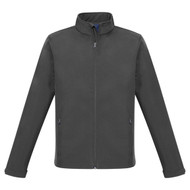 Biz Collection Men's Apex Light weight Soft shell Jacket