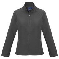 Biz Collection Women's Apex Light weight Soft shell Jacket (FB-J740L)