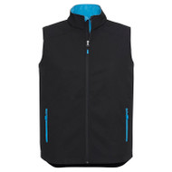 Biz Collection Men's Geneva Vest (FB-J404M)