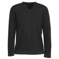 Biz Collection Men's Origin Merino Pullover (FB-WP131ML)