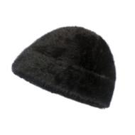 KNP Adult Angora Fur Beanie (KP-AF2030)