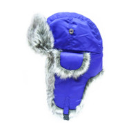 KNP Youth Nylon Trooper with Faux Fur Trimmings (KP-WB01Y)
