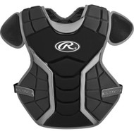 "Renegade Adult Chest Protector 16"" - Black"