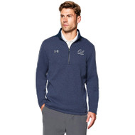 Under Armour Men's Elite Fleece ¼ Zip Jacket (UA-1305783)
