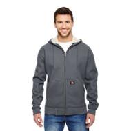 Dickies Men's Sherpa-Lined Fleece Hooded Jacket (AS-TW357)