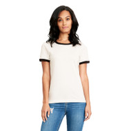 Next Level Ladies' Ringer T-Shirt (AS-3904)