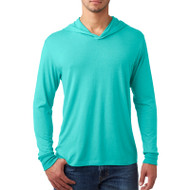 Next Level Adult Triblend Long-Sleeve Hoody (AS-N6021)
