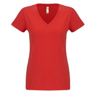 Next Level Ladies' Sueded Vneck Tee (AS-N6480)