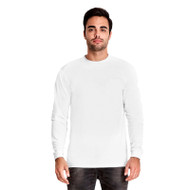 Next Level Adult Inspired Dye Long-Sleeve Crew (AS-7401)
