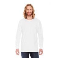 American Apparel Unisex Fine Jersey Long-Sleeve T-Shirt (AS-2007W)