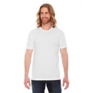 American Apparel Unisex Poly-Cotton Short-Sleeve Crewneck (AS-BB401W)