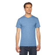 American Apparel Unisex Triblend Short-Sleeve Track T-Shirt (AS-TR401W)