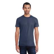 Threadfast Men's Liquid Jersey Short-Sleeve T-Shirt (AS-140A)