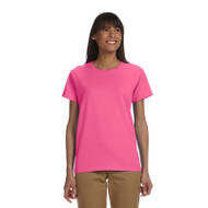 Gildan Ladies' Ultra Cotton Crew Neck Short Sleeve T-Shirt (AS-G200L)