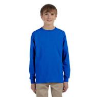 Gildan Youth Ultra Cotton Long-Sleeve T-Shirt (AS-G240B)