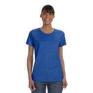 Gildan Ladies' Heavy Cotton Crew Neck Short Sleeve T-Shirt (AS-G500L)