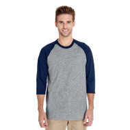Gildan Adult Heavy Cotton Raglan Sleeve T-Shirt (AS-G570)