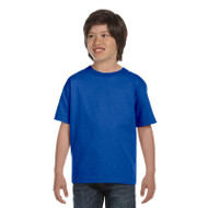 Gildan Youth DryBlend 50/50 Short Sleeve T-Shirt (AS-G800B)
