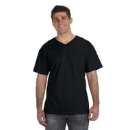 Fruit of the Loom Adult HD Cotton V-Neck T-Shirt (AS-39VR)