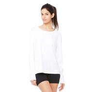 All Sport Ladies' Performance Long-Sleeve T-Shirt (AS-W3009)