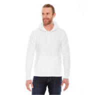 American Apparel Unisex Flex Fleece Drop Shoulder Pullover Hoodie (AS-F498W)