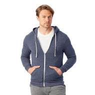 Alternative Unisex Rocky Eco-Fleece Zip Hoodie (AS-AA9590)