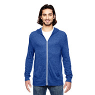 Alternative Unisex Eco-Jersey Zip Hoodie (AS-AA1970)