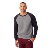 Alternative Unisex Champ Eco-Fleece Colorblocked Sweatshirt (AS-AA3202)