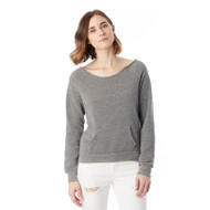 Alternative Ladies' Maniac Eco-Fleece Sweatshirt (AS-AA9582)