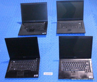 "228X DELL LATITUDE E6500 / E6400 SERIES LAPTOPS. CORE 2 SERIES. ""C"" GRADE - FUNCTION ISSUES"